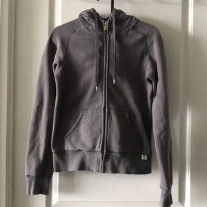 2/$20 Tna zip up hoody in gray sz xs